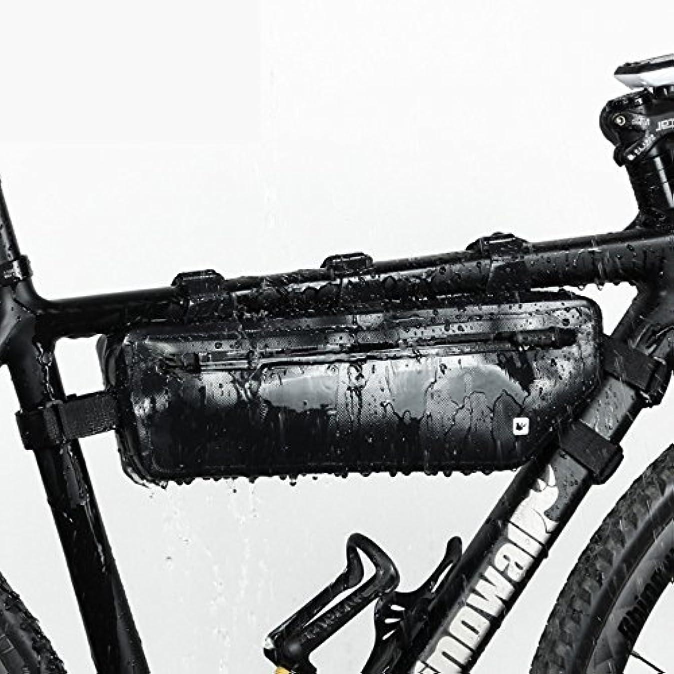 承認するブッシュ制限された自転車シートパックバッグバイクフレームバッグ防水バイクトライアングルバッグハンドルバーバッグ自転車ポーチアンダーチューブトップチューブパックサイクリングバイクサドルバッグ自転車バッグ サイクリングバッグ防水