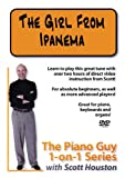 Piano Guy 1-On-1 Series: Girl From Ipanema [DVD] [Import]