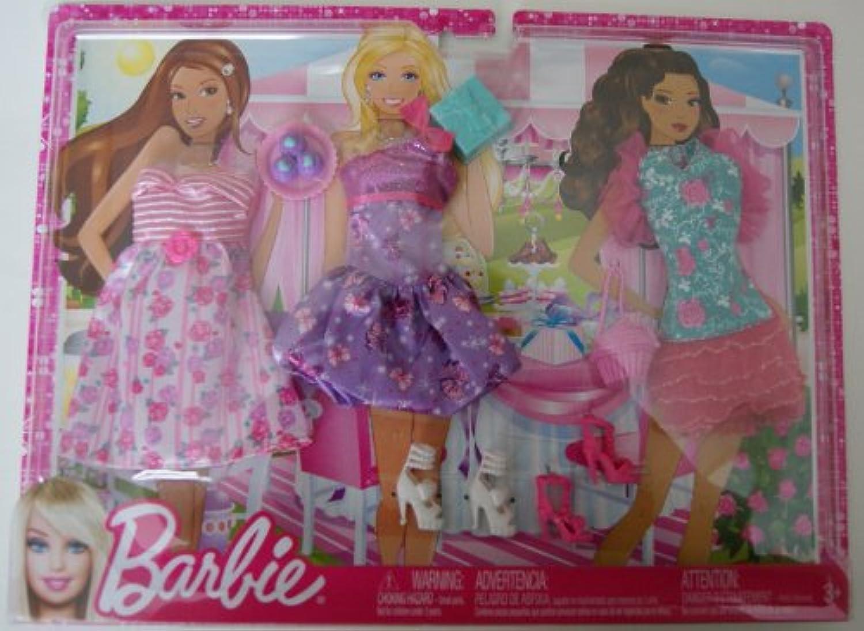 (バービー) Barbie グレートファッショニスタ バービードレスキット バージョン1