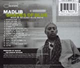 SHADES OF BLUE: MADLIB IN 画像