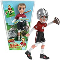 MGA Entertainment Bratz Boyz Play Sportz Series 25cm Doll Set - Fumblin' Football CAMERON with Helmet and Football