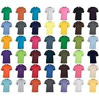 Gildan T-Shirt Blank Plain tee S - 5XL Small Big Men's Cotton Premium Quality