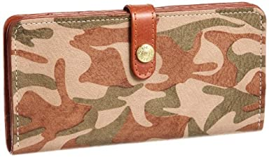 Round Long Purse 03-6178: Camouflage