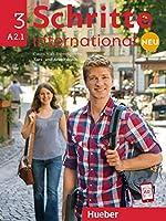 Schritte International neu: Kurs- und Arbeitsbuch A2.1 mit CD zum Arbeitsbuch