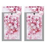 ノルコーポレーション エアーフレッシュナー JohnsBlend 桜 ムスクブロッサムの香り 2枚セット OA-JOS-1-1-2P