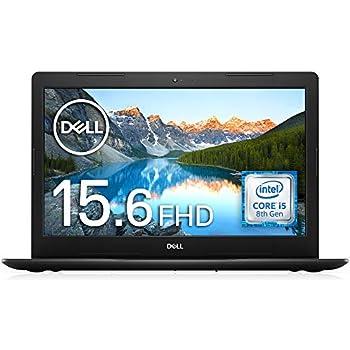 Dell ノートパソコン Inspiron 15 3580 Core i5 ブラック 20Q13B/Win10/15.6FHD/4GB/16GB Optane+1TB HDD