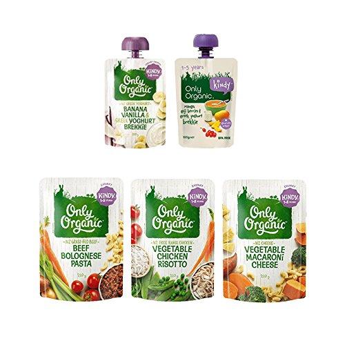 Only Organic(オンリーオーガニック)『キッズミール バラエティセット』