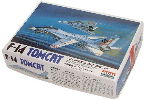 1/144 ジェットファイターシリーズシリーズ F-14トムキャット
