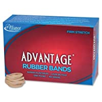 "Wholesale CASE of 25 – Alliance Advantageゴムbands-rubberバンド、サイズ30 1 lb。、2 "" x1 / 8、""約1150 / BX"