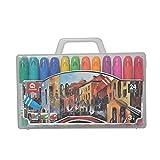 Mobee Kidsクレヨンカラーアートクリエイティブツール幼児用Playおもちゃ 24 colors case P001-1