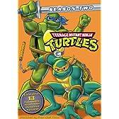 Teenage Mutant Ninja Turtles: Season 2 [DVD] [Import]
