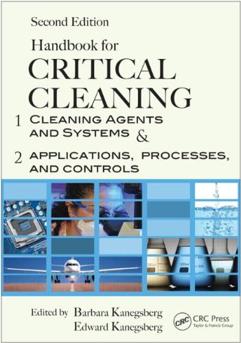 Download Handbook for Critical Cleaning, Second Edition - 2 Volume Set 1439828261