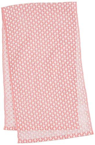 マーナ ウォーターカラー ナイロンしずくタオル ピンク B441P(1枚入)