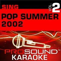 Sing Pop Summer 2002 V. 2