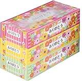 ありがとう ティシュ BOX 3P 58-11601【まとめ買い24個セット】