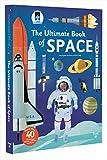 Twirl (トワイラル) 英語のしかけ絵本 宇宙 アルティメイト ブック オブ スペース Ultimate Book of Space えいご学習 子ども英語 40以上のパーツが動く 256×336×30mm