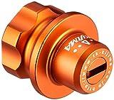 キジマ(Kijima) キーホルダー CNCタイプ2 オレンジ P00016