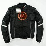 バイクジャケット YAMAHA ヤマハ レーシングウインタージャケット 402/ブラック
