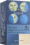 ゾネントア SONNENTOR ハーブティー オーガニック ティーバッグ アソート 月のお茶 ビューティフルマジックムーンティー 28袋入り SO02646
