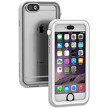【日本正規代理店品】 catalyst 5m完全防水・防塵・耐衝撃ケース for iPhone 6 Plus 完全防水ケース ホワイト CT-WPIP145-WT
