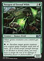 Magic: the Gathering - Paragon of Eternal Wilds (190/269) - Magic 2015