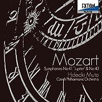モーツァルト:交響曲第41番 「ジュピター」&第40番