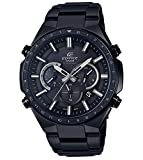 [カシオ] 腕時計 エディフィス 電波ソーラー EQW-T660DC-1AJF メンズ ブラック