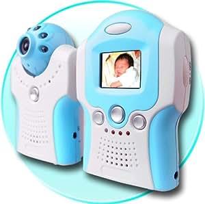 ワイヤレス カメラ+モニター ベビーモニターBM210 ブルー [Baby Product] [Baby Product] [Baby Product]