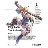 GRANBLUE FANTASY The Animation 5(完全生産限定版) [DVD]
