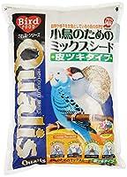 クオリス 小鳥のためのミックスシード 皮つき 3.6kg
