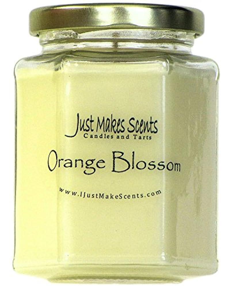 コントロールサンダーマトリックス(1 Candle) - Orange Blossom Scented Blended Soy Candle Strong Spring Floral Fragrance Hand Poured in the USA by...