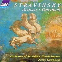 Stravinsky;Apollo/Orpheus