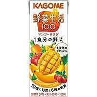 カゴメ 野菜生活100 マンゴーサラダ(24本) ×7918