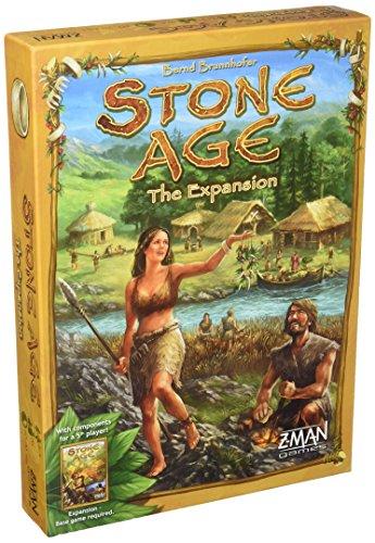ストーンエイジ拡張セット 文明への第一歩 (Stone Age: The Expansion) ボードゲーム