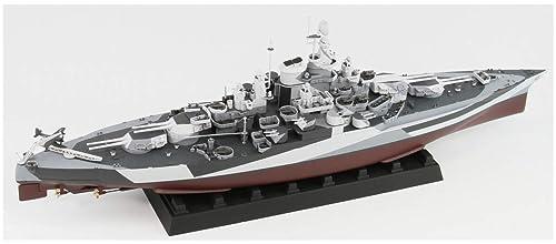 ピットロード 1/700 スカイウェーブシリーズ アメリカ海軍 戦艦 BB-48 ウエスト・ヴァージニア 1945 プラモデル W204