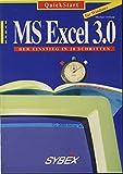 QuickStart MS EXCEL 3.0. Der Einstieg in 20 Schritten 画像