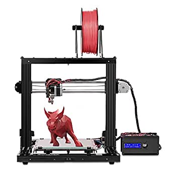 Pxmalion 三代目 CoreI3 3Dプリンター DIY組み立てキット オートレベリング & フィラメント切れ検出機能付 改良型Reprap Prusa i3 ヒートベッドが標準搭載 日本語取扱説明書&組み立て動画有り テストプリント用PLA40g付き