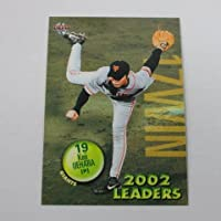 BBM2003/1st■レギュラーカード■391/上原浩治/巨人 ≪ベースボールカード≫