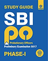 SBI PO Phase-1 Preliminary Examination Study Guide 2017