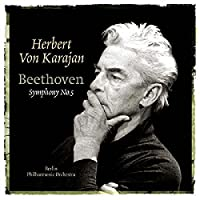 Beethoven-Symphony No. 5 by KARAJAN / BERLIN PHILHARMONIC ORCH