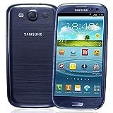 Samsung GT-I8200 Galaxy S III mini VE Factory Unlocked International Version - 5 MP camera, GSM 850/900/1800/1900; HSDPA 900/1900/2100 (Blue) [並行輸入品]