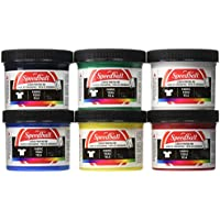 Speedball Fabric Screen Printing Ink Starter Set (4504)