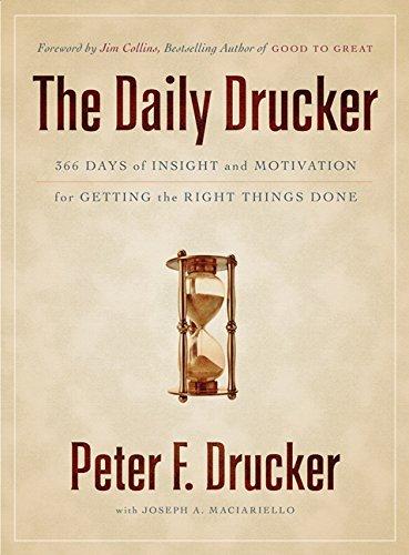 The Daily Druckerの詳細を見る