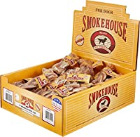 5 Braided Pizzle 48Ct Shelf Display Box Sw With Upc by SmokeHouse