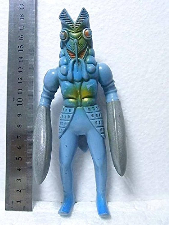 ウルトラ怪獣バルタン星人水色ソフビフィギュア バンダイ