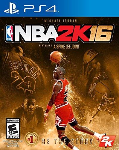 NBA 2K16 Michael Jordan Specia...
