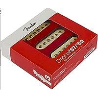 Fender フェンダー Original 57/62 Stratocaster Set of 3 ストラトキャスターギター用ピックアップ 『並行輸入品』