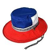 (クリサンドラ) Chrisandra 全4色 メンズ 撥水加工 サファリハット ポリエステル 100% ワイヤー入り フリーサイズ ハット カジュアル 帽子 cappello-c48 01