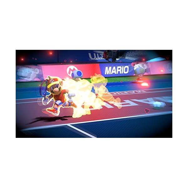 マリオテニス エース - Switchの紹介画像5