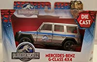 Jurassic World - Mercedes-Benz G-Class 4x4 - 1:43 Scale by Jada [並行輸入品]